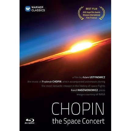 DVD - Chopin... the Space Concert