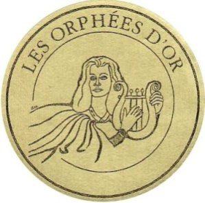 Nagroda Złotego Orfeusza (ORPHÉE D'OR – ACADEMIE DU DISQUE LYRIQUE)