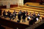 Koncert w sali Filharmonii Narodowej