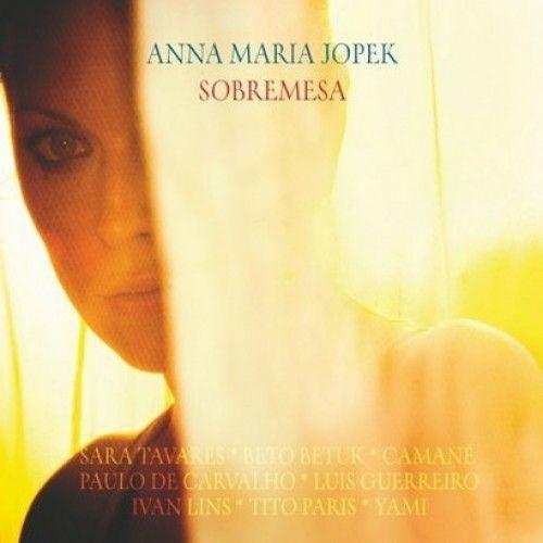 CD - Sobremesa - Anna Maria Jopek