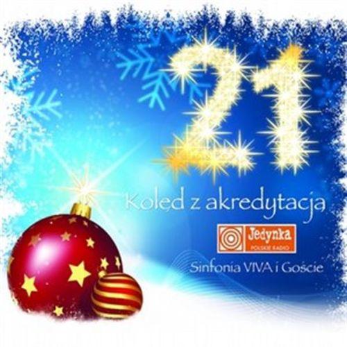 CD - 21 Kolęd z akredytacją - Sinfonia Viva i goście