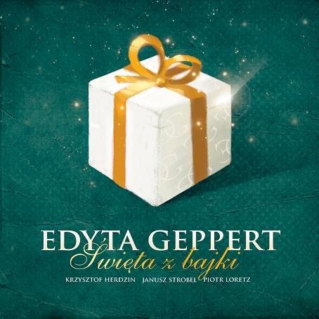 CD - Edyta Geppert – Święta z bajki