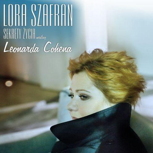 CD - Sekrety życia według Leonarda Cohena - Lora Szafran