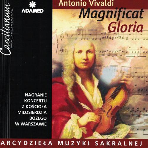 CD - Vivaldi GLORIA MAGNIFICAT