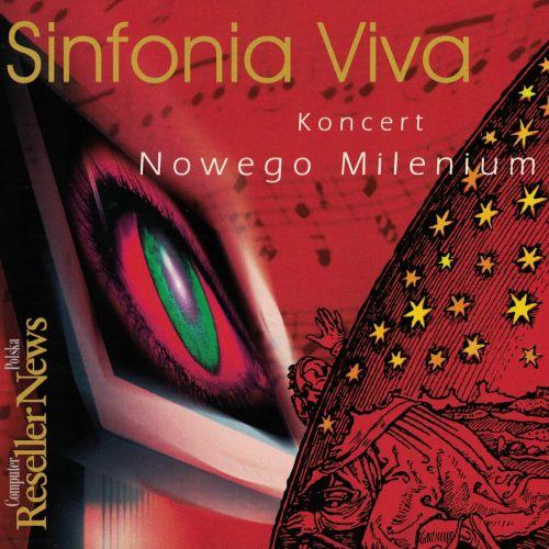 CD - Koncert nowego milenium