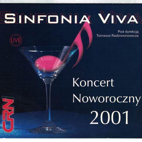 CD - Koncert noworoczny 2001