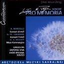 CD - ProMemoria