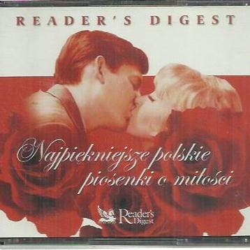 Najpiękniejsze polskie piosenki o miłości - kolekcja Reader's Digest