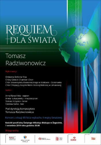 Requiem Tomasz Radziwonowicz